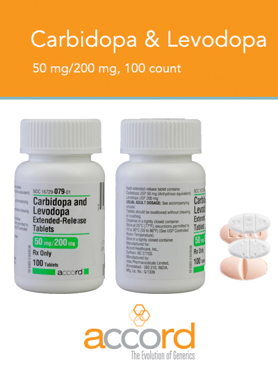 Sinemet Cr 50 200 Mg